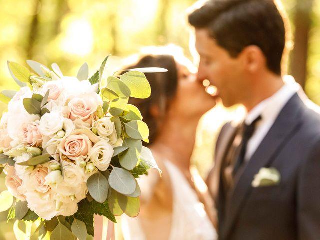 Il matrimonio di Luca e Melissa a Appiano Gentile, Como 99