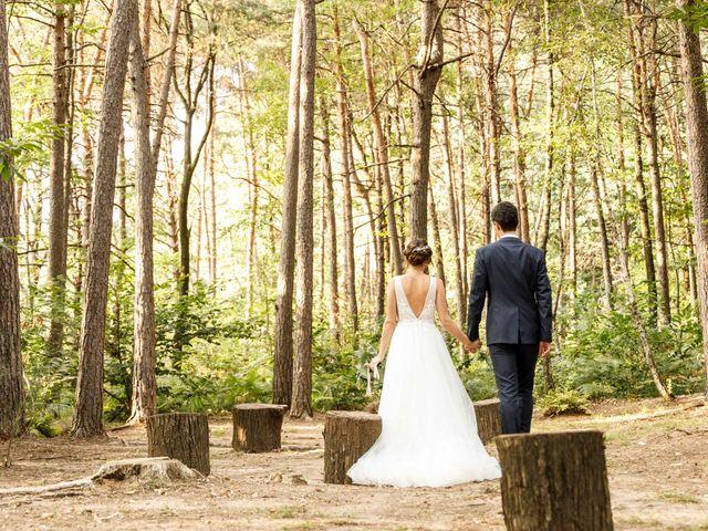 Il matrimonio di Luca e Melissa a Appiano Gentile, Como 102