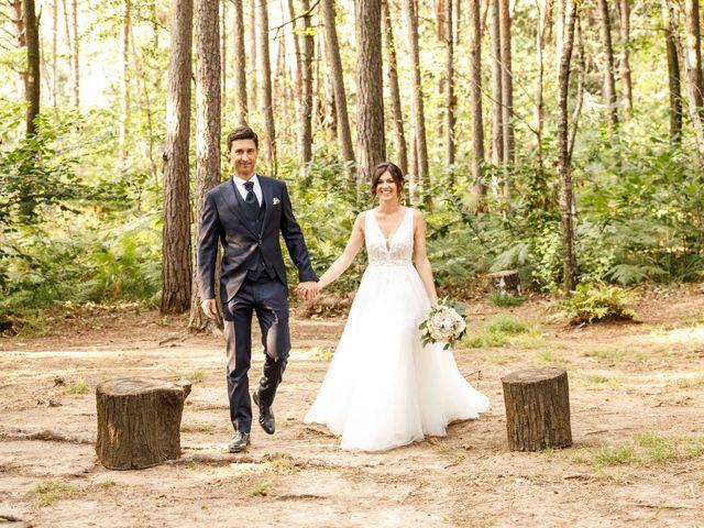 Il matrimonio di Luca e Melissa a Appiano Gentile, Como 104