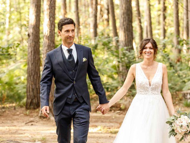 Il matrimonio di Luca e Melissa a Appiano Gentile, Como 105