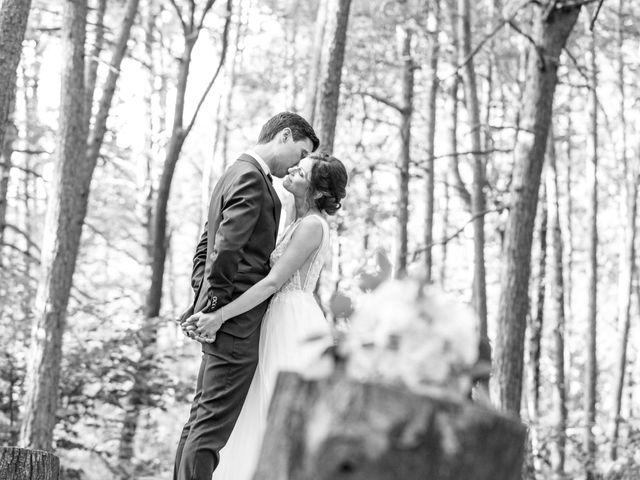 Il matrimonio di Luca e Melissa a Appiano Gentile, Como 111
