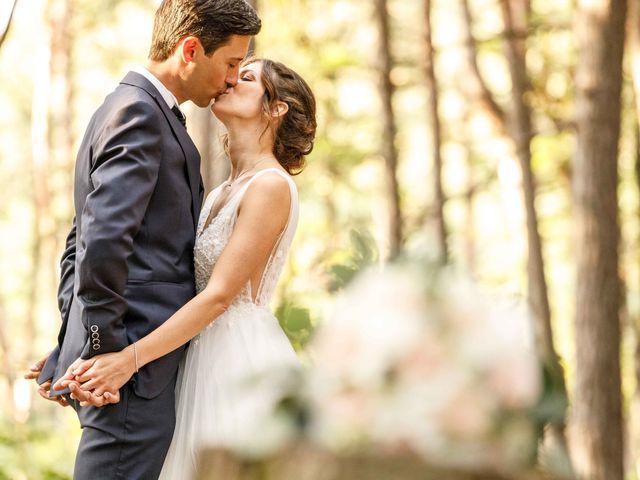 Il matrimonio di Luca e Melissa a Appiano Gentile, Como 112