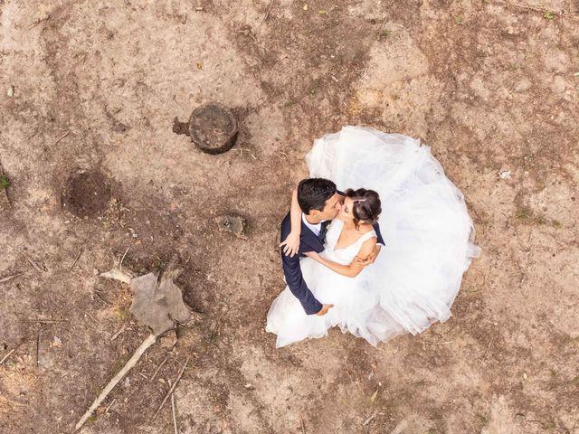 Il matrimonio di Luca e Melissa a Appiano Gentile, Como 113