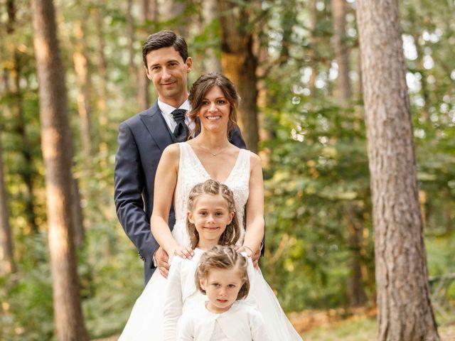 Il matrimonio di Luca e Melissa a Appiano Gentile, Como 118