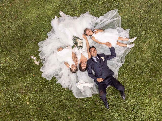 Il matrimonio di Luca e Melissa a Appiano Gentile, Como 119
