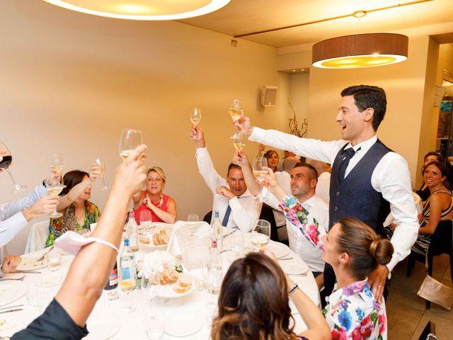 Il matrimonio di Luca e Melissa a Appiano Gentile, Como 127