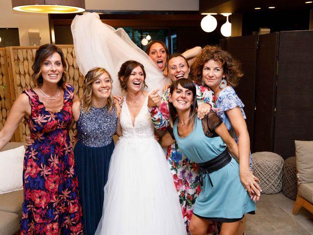 Il matrimonio di Luca e Melissa a Appiano Gentile, Como 128