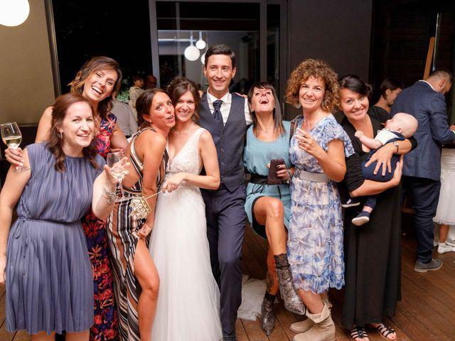 Il matrimonio di Luca e Melissa a Appiano Gentile, Como 133