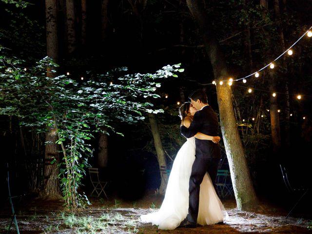 Il matrimonio di Luca e Melissa a Appiano Gentile, Como 134