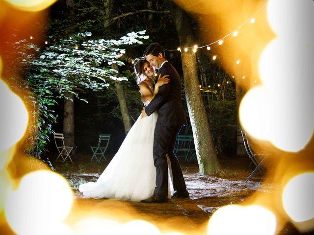 Il matrimonio di Luca e Melissa a Appiano Gentile, Como 135