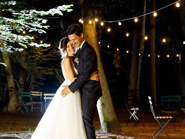 Il matrimonio di Luca e Melissa a Appiano Gentile, Como 136