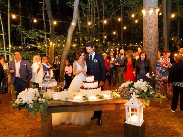 Il matrimonio di Luca e Melissa a Appiano Gentile, Como 146