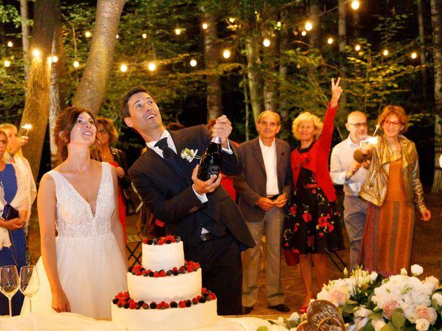 Il matrimonio di Luca e Melissa a Appiano Gentile, Como 148