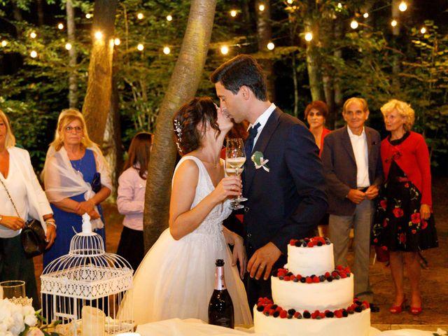 Il matrimonio di Luca e Melissa a Appiano Gentile, Como 149