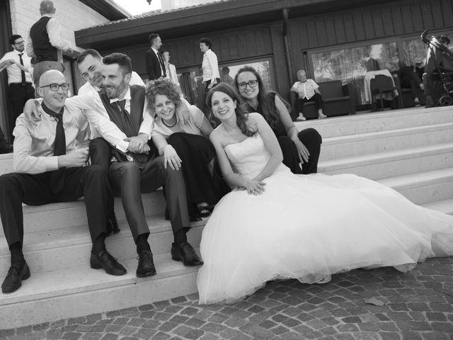Il matrimonio di Marco e Marika a Zovencedo, Vicenza 11