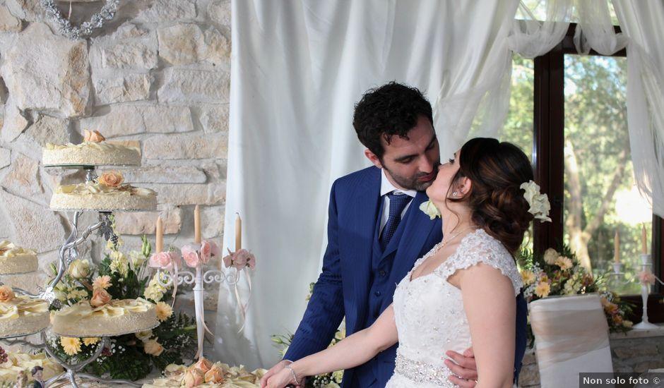 Il matrimonio di Mauro e Giorgia a Domusnovas, Cagliari