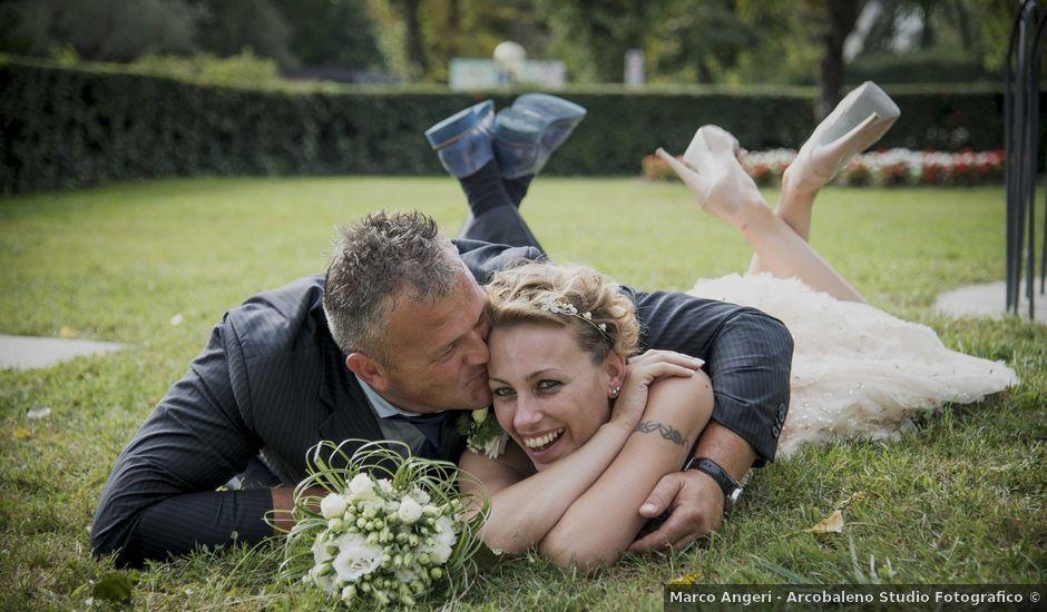 Il matrimonio di Marco e Francesca a Rivolta d'Adda, Cremona