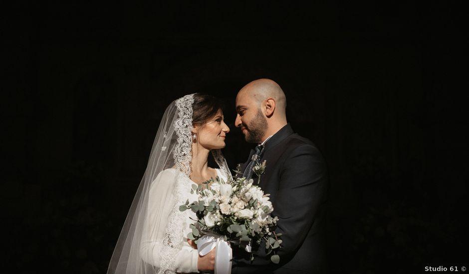Il matrimonio di Paola e Gianluigi a Agrigento, Agrigento