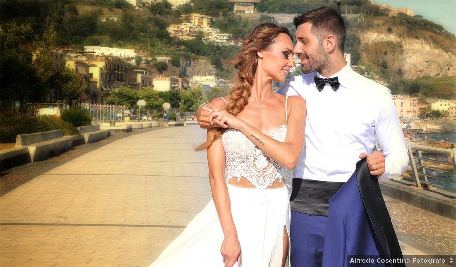Il matrimonio di Anna e Francesco a Pozzuoli, Napoli