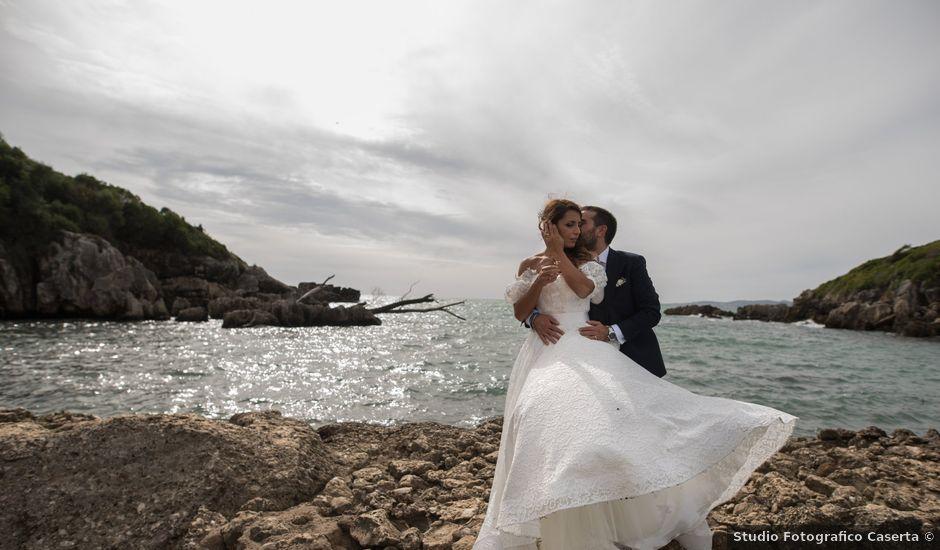 Il matrimonio di Valeria e Gaetano a Gaeta, Latina