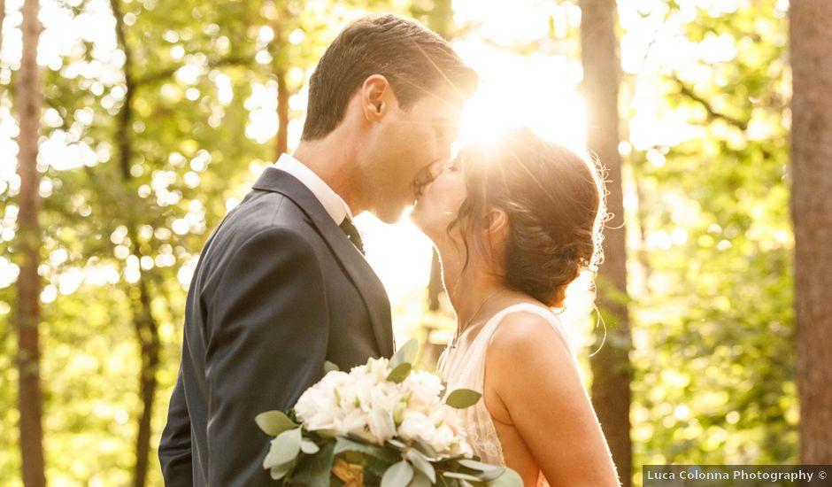 Il matrimonio di Luca e Melissa a Appiano Gentile, Como