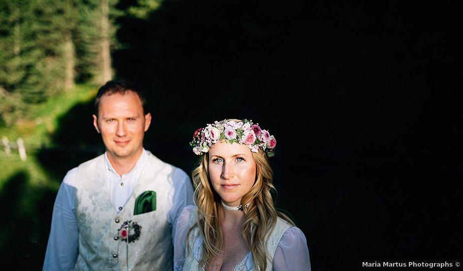 Il matrimonio di Sven e Nadine a Bolzano-Bozen, Bolzano