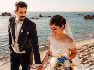 Le nozze di Maria Rosa e Dominick