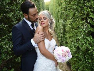Le nozze di Roma  e Jary  1