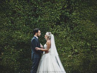 Le nozze di Roma  e Jary  2