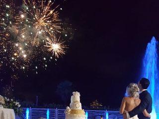 Le nozze di Roma  e Jary  3