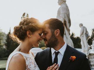 Le nozze di Lucrezia e Fabio