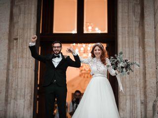 Le nozze di Fabio e Chiara