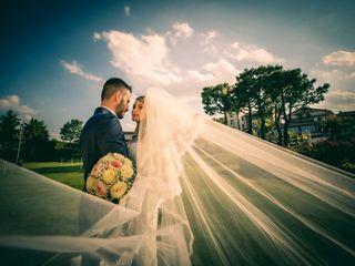 Le nozze di Anette e Alessio