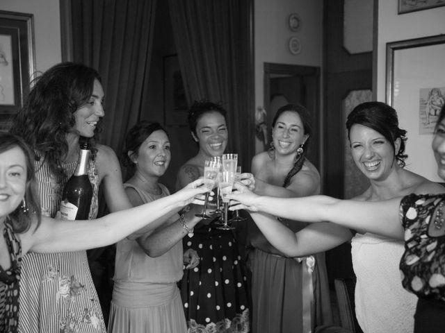 Il matrimonio di Alessandro e Sara a Bondeno, Ferrara 6