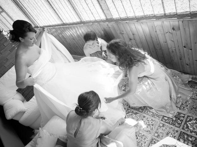 Il matrimonio di Alessandro e Sara a Bondeno, Ferrara 12