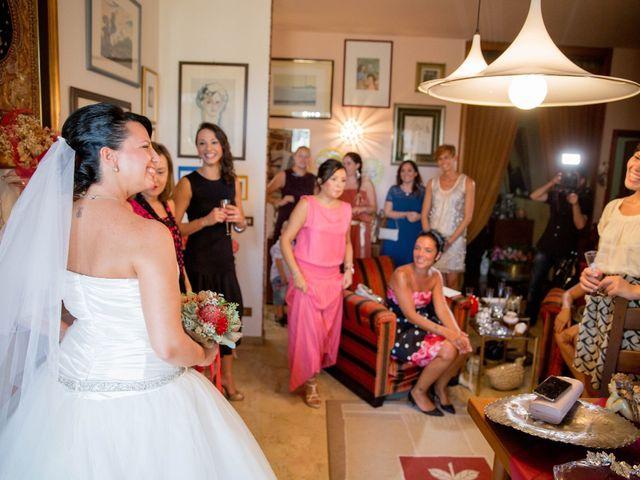 Il matrimonio di Alessandro e Sara a Bondeno, Ferrara 15