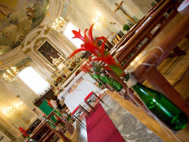 Il matrimonio di Alessandro e Sara a Bondeno, Ferrara 16