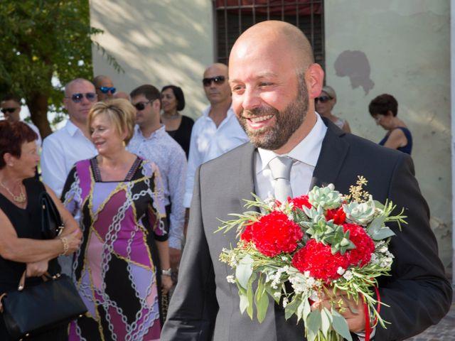 Il matrimonio di Alessandro e Sara a Bondeno, Ferrara 17
