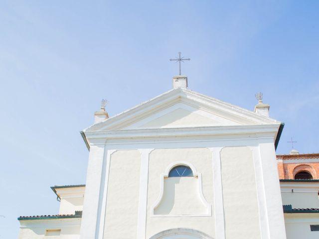 Il matrimonio di Alessandro e Sara a Bondeno, Ferrara 18