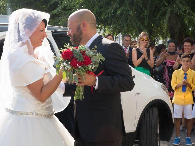 Il matrimonio di Alessandro e Sara a Bondeno, Ferrara 19
