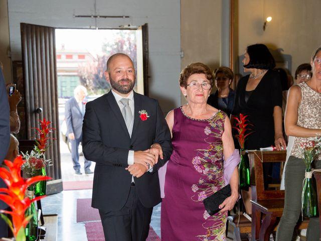 Il matrimonio di Alessandro e Sara a Bondeno, Ferrara 21