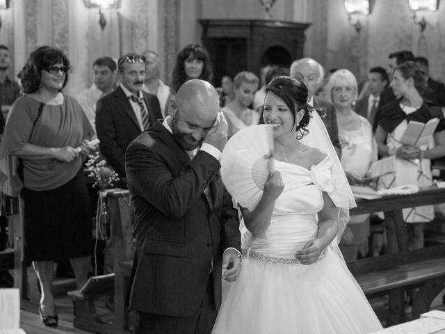 Il matrimonio di Alessandro e Sara a Bondeno, Ferrara 25