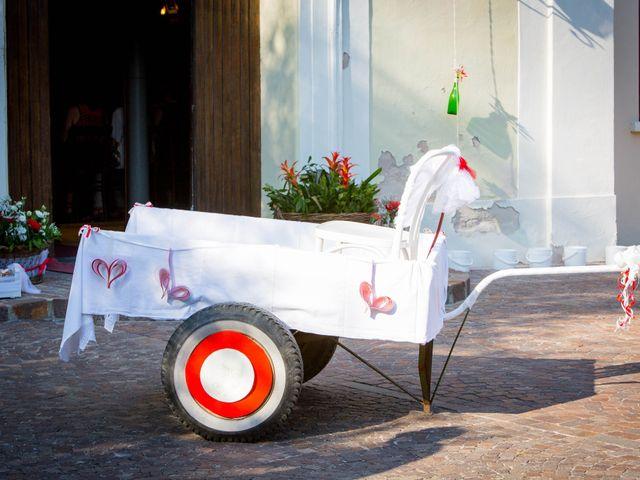Il matrimonio di Alessandro e Sara a Bondeno, Ferrara 29