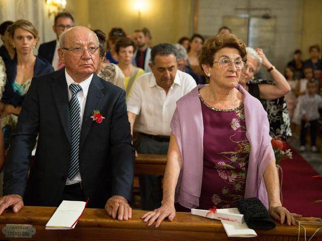 Il matrimonio di Alessandro e Sara a Bondeno, Ferrara 30