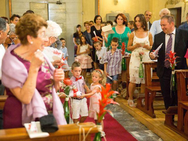 Il matrimonio di Alessandro e Sara a Bondeno, Ferrara 31