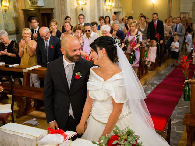 Il matrimonio di Alessandro e Sara a Bondeno, Ferrara 35
