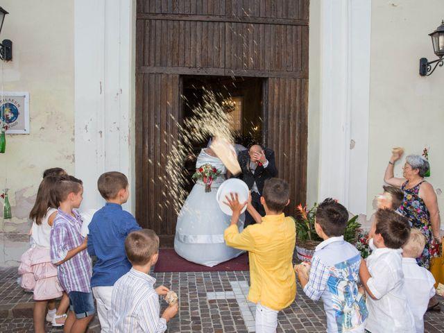 Il matrimonio di Alessandro e Sara a Bondeno, Ferrara 42