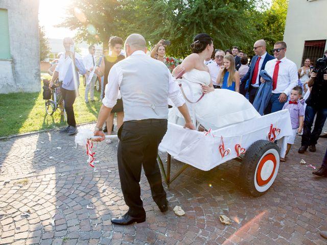 Il matrimonio di Alessandro e Sara a Bondeno, Ferrara 48