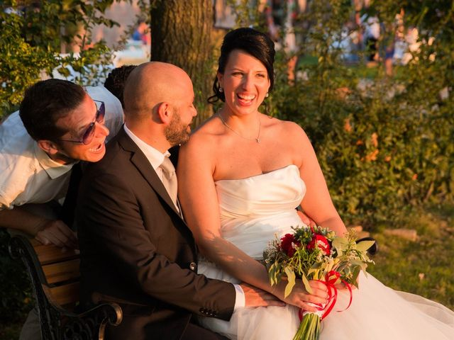 Il matrimonio di Alessandro e Sara a Bondeno, Ferrara 59