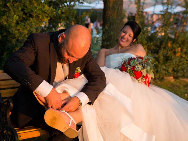 Il matrimonio di Alessandro e Sara a Bondeno, Ferrara 61